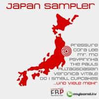 CD-Sampler für Japan