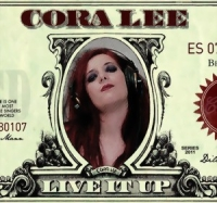 Live It Up - Cora Lee